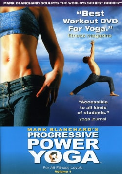 Progressive Power Yoga: Vol. 1 (DVD)