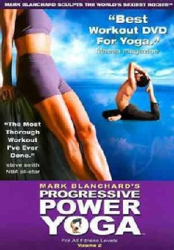 Progressive Power Yoga: Vol. 2 (DVD)