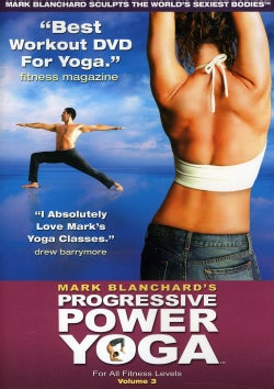Progressive Power Yoga Volume 3 (DVD)