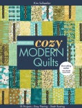 Bright & Bold Cozy Modern Quilts: 20 Projects -  Easy Piecing - Stash Busting (Paperback)
