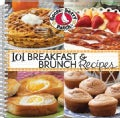 101 Breakfast & Brunch Recipes (Spiral bound)