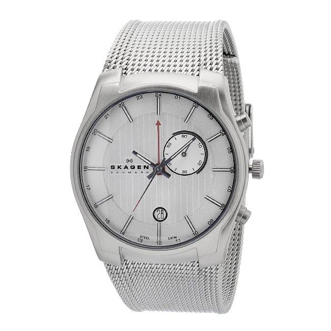 Skagen Men's Stainless Steel Watch