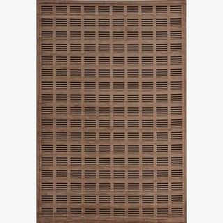 Madison Chocolate / Mocha Brown Rug (7'7 x 10'6)