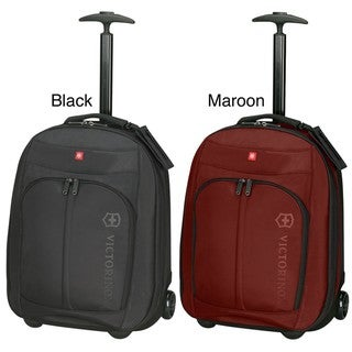 Victorinox Swiss Army Seefeld 21-Inch Expandable Wheeled Carry-On Upright