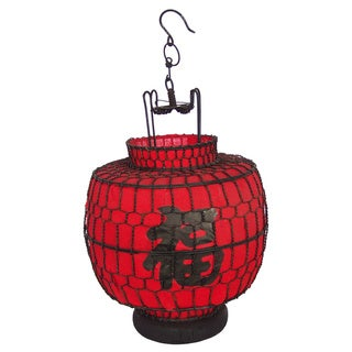Decorative Red Lantern