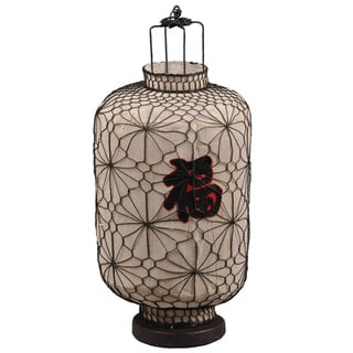 Decorative Medium Cream Lantern