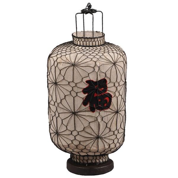 Decorative Medium Cream Lantern