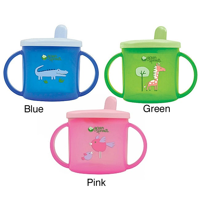 Green Sprouts 6.5-ounce Sippy Cup