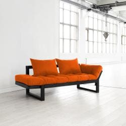 Fresh Futon Orange Edge