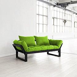 Fresh Lime Green Edge Futon