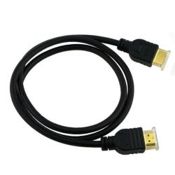 3-foot Black High Speed HDMI M/ M Cable