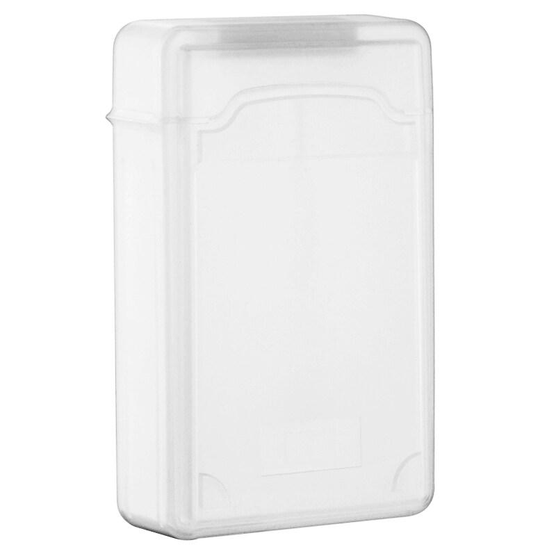 INSTEN Clear 3.5-inch SATA HDD Hard Plastic Drive Splash-resistant Storage Phone Case Cover
