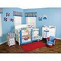 Trend Lab Nascar 7-piece Crib Bedding Set