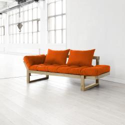 Orange Fresh Futon Edge Overstock™ Shopping Great
