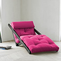 Figo Natural Fresh Futon Sleeper Lounger 14096186