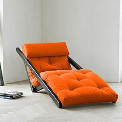 Orange Fresh Futon Figo
