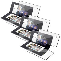 2-LCD Kit Screen Protector for Sony Tablet S2 (Pack of 3)