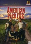 American Pickers: Volume 3 (DVD)