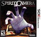 NinDs 3DS - Spirit Camera The Cursed Memoir