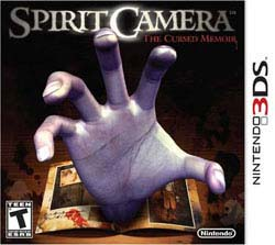 Nintendo 3DS - Spirit Camera The Cursed Memoir