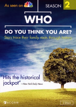 Who Do You Think You Are? Season 2 (DVD)