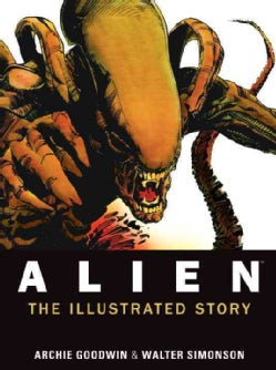 Alien: The Illustrated Story (Paperback)