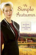 A Simple Autumn (Paperback)