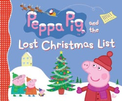 Peppa Pig and the Lost Christmas List (Hardcover)