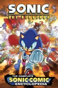 Sonic The Hedgehog: The Complete Sonic Comic Encyclopedia (Paperback)