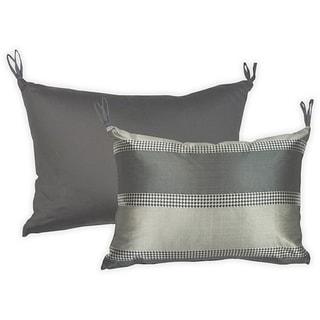 Plaza Breakfast Pillows (Set of 2)