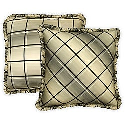 Plaza Square Pillow