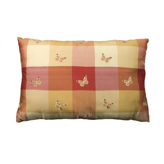 Rose Tree Bali Butterfly Pillows (Set of 2)