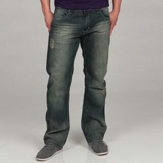 Southpole Men's Distressed Denim Jeans