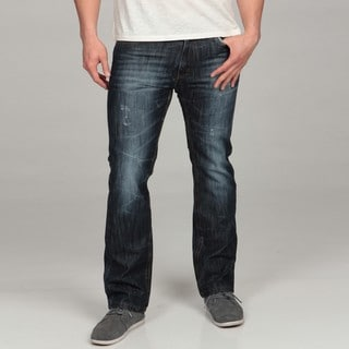 X-Ray Jeans Men's Straight Leg Denim Jeans
