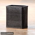 Carter Rectangular Woven Wastebasket