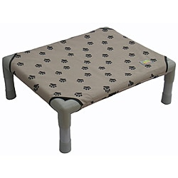 Go Pet Club 55-Inch Paw Print Pet Cot