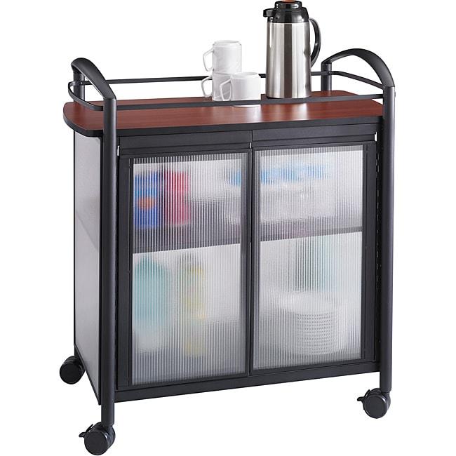 Safco Impromptu Refreshment Cart
