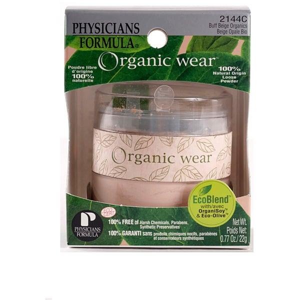 Physician's Formula 'Buff Beige' Organic Wear Loose Powder (Pack of 4)