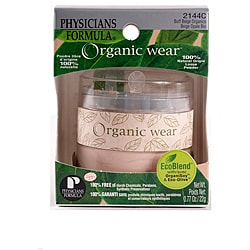 Physician's Formula 'Buff Beige' Organic Wear Loose Powder (Pack of 4)