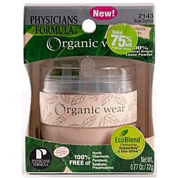 Physician's Formula 'Beige' Organic Wear Loose Powder (Pack of 4)