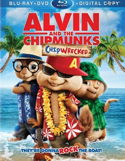 Alvin And The Chipmunks: Chipwrecked (Blu-ray Disc)