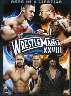 WrestleMania 28 (DVD)