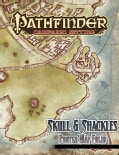 Skull & Shackles Poster Map Folio (Poster)