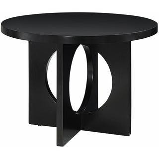 Westmont 42-inch Black Table