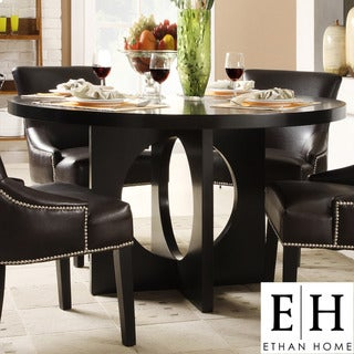 ETHAN HOME Westmont 54-inch Dark Espresso Table