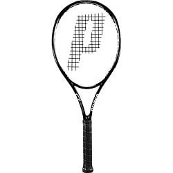 Prince Black Mid-tension 03 SpeedPort Tennis Racquet with DuraPro Grip