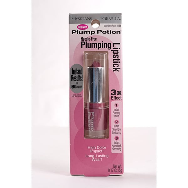 Physician's Formula 'Mauvberry Potion' Plump Potion Lipstick (Pack of 4)