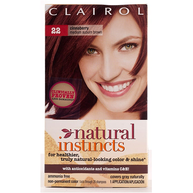 Natural Instincts For Men Hair Color