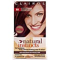 Clairol Natural Instincts #22 Cinnaberry Med Auburn Brown Hair Color (Pack of 4)