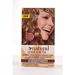 Clairol Natural Instincts #09N Dark Neutral Blonde (Pack of 4)